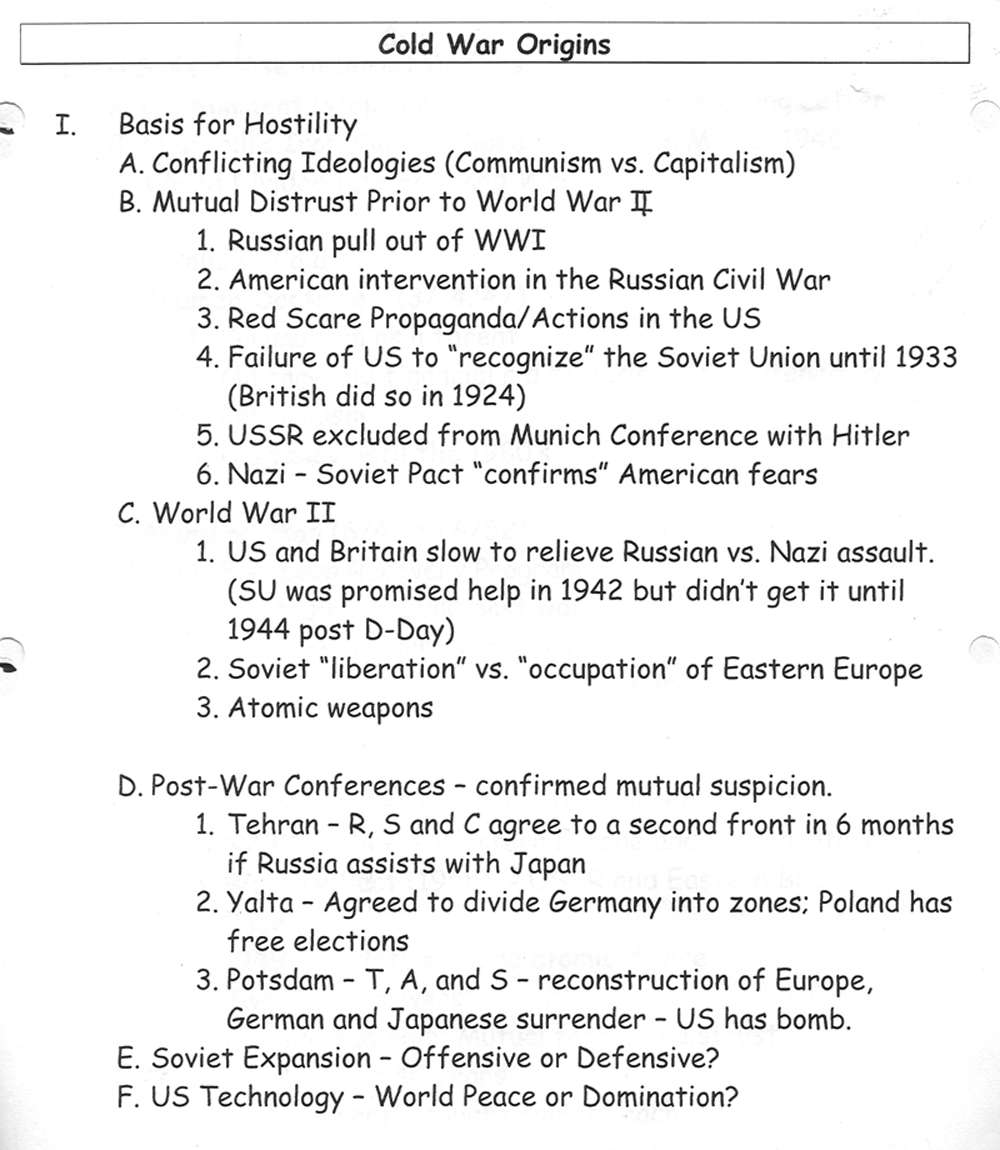 Cold War Timeline Worksheet Pdf cold war timeline worksheet pdf – Cold War Worksheet